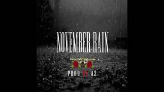 "Young M.A x Juelz Santana x Fabolous Type Beat ""November Rain"" [New 2017]"