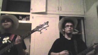 Wiwo y Maikol - Arboles De La Barranca (El Coyote y su Banda Cover)