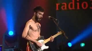Sexy Zebras - Búfalo Blanco @ Los Conciertos de Radio 3 (Directo)