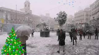 Celine Dion - Happy Christmas (War Is Over) - Madrid en Navidad