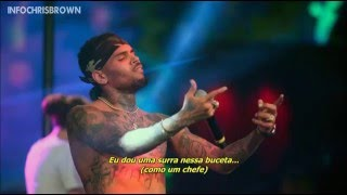 Chris Brown - Whippin (Legendado/Tradução)