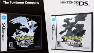 Pokemon Black and White Official English Trailer