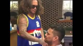 The OFFICIAL (Slap Bae) Barber Video 2017