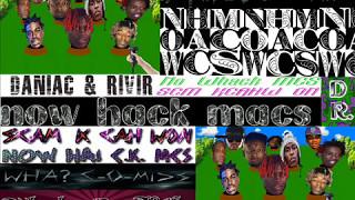 No Whack M.C.s -- Daniac and RiviЯ