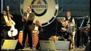 Juston & Cubanisimo mit R.Alvarez Live in Germany 2001