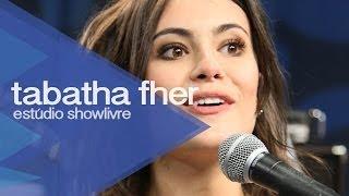 """Tabatha Fher em """"Kilariô"""" no Estúdio Showlivre 2013"""