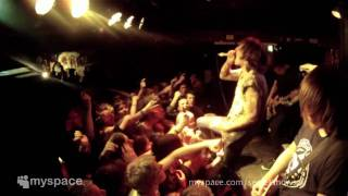 BRING ME THE HORIZON - Diamonds Aren't Forever (MySpace live show)