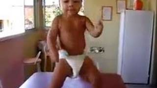 Baby Dancing The Samba In Brazil