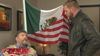 Jack Swagger konfrontiert Zeb Colter: Raw – 2. November 2015 width=