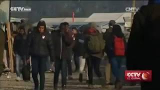A Calais, les réfugiés doivent partir avant le démantèlement du campement