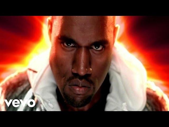 Video oficial de Stronger de Kanye West