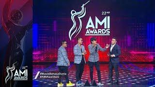 Siantar Rap Foundation Ditantang Bernyanyi Oleh Judika | AMI AWARDS 2019