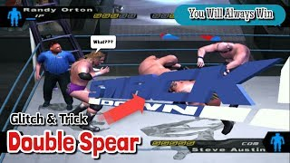 How To Hack (Glitch) Every Match In WWE SD! HCTP 2003