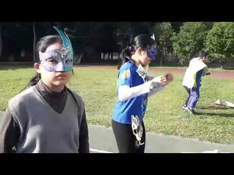 國際嘉年華遊行-全校一起跳 - YouTube