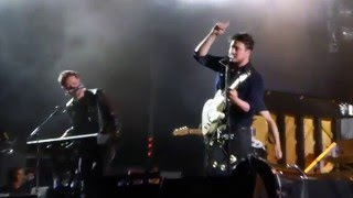 Just Smoke - Mumford & Sons (feat. The Maccabees) @ Butlers Barracks - Niagara-on-the-Lake