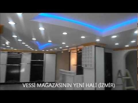 Vessi Mağazası - Dekorasyon by Arif Kazancıoğlu -