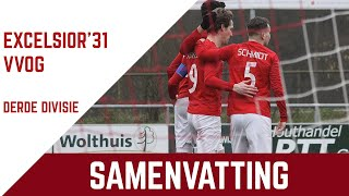 Screenshot van video Samenvatting Excelsior'31 - VVOG