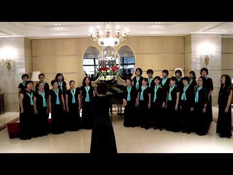 麗園女聲合唱團  甜蜜的家庭 - YouTube