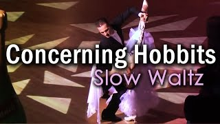 SLOW WALTZ | Dj Ice - Concerning Hobbits (from Lord Of the Rings) (29 BPM)