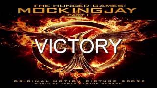 23. Victory (The Hunger Games: Mockingjay - Part 1 Score) - James Newton Howard