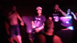 Wanted Razo & Paja-G - Csipet csapat ( S8 Underground Club, Budapest)