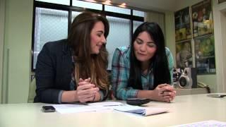 Gislaine e Mylena - Maratona de entrevistas para radios em todo o Brasil