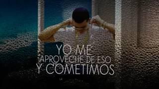 J Alvarez ft. Ozuna - Queria Revelarse (Lyric Video)