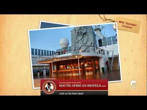 MSC Starlight Cruises, Southern Africa
