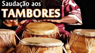 SAUDAÇÃO aos TAMBORES - Leo Batuke