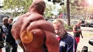 Bodybuilding Motivation ● TOO BIG FOR YOU