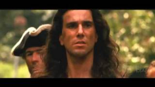 The Last of the Mohicans Fanvid - In Fire (Cora/Nathaniel)
