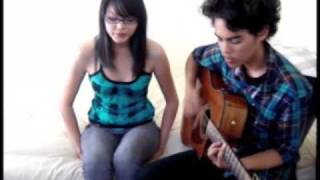 Kings of Leon - Use Somebody (Cover) by April Chase