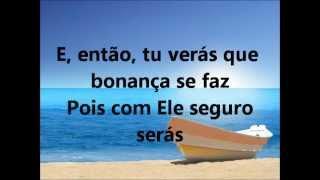 Solta o Cabo da Nau - André Valadão (playback legendado)