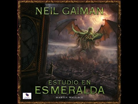Reseña A Study in Emerald (second edition)