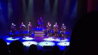 Naturally 7 - The First Time Ever (Roberta Flack) Shepherd's Bush Empire, London May 2017