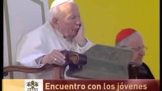 Diego Torres canta a Juan Pablo II   Color esperanza