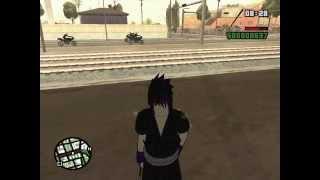 Video Chơi Thử Sasuke Trong Gta San By Hải Trí