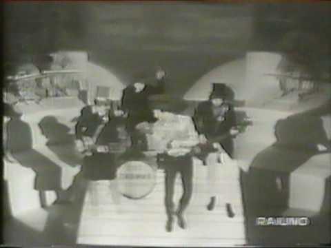 Doc Thomas Group My Babe Diamoci del Tu Rai 1966