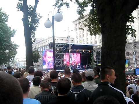 Concert in Kiev Ukraine 2008 Part 3