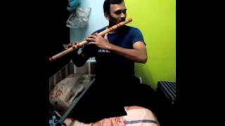 Happy birthday tune by my flute