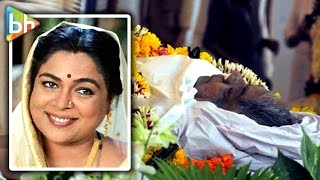 Reema Lagoo's Body Taken For Last Rites Ceremony