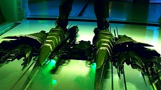 Green Goblin Transformation Scene - The Amazing Spider-Man 2 (2014) Movie CLIP HD