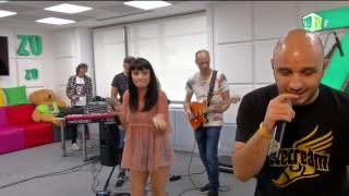 Guess Who si Irina Rimes canta ''Cupidon'' live la ZU