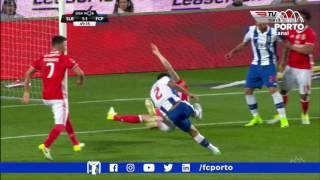 Benfica-FC Porto, 1-1 (resumo)