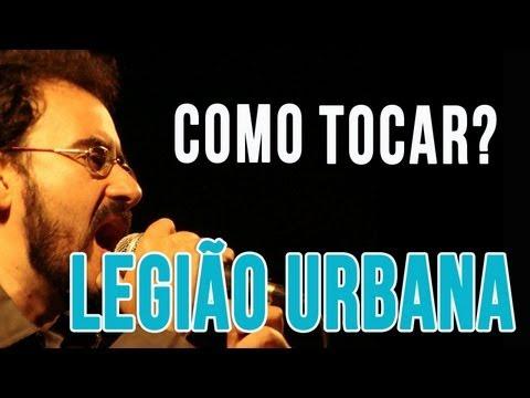 Legião Urbana - Quase Sem Querer (Fingerstyle)