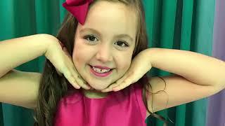 Martina Aniversário Masha Urso 7 Anos