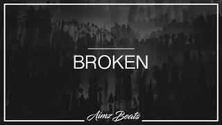 'Broken' Depressing Xxxtentacion Type Beat (FREE) Sad Rap Instrumental