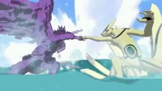 Naruto vs sasuke shippuden~My demons