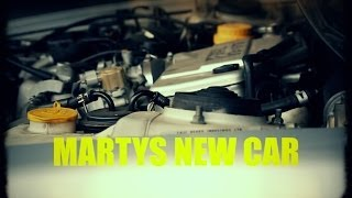 Martys 11 Second Project Car