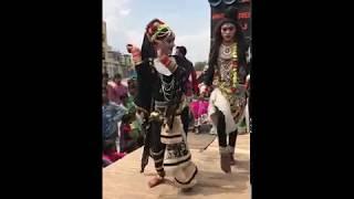 Amazing Tandav Dance Of God Shiva | Shiv Parvati Jhanki GORI Nagori HARYANVI